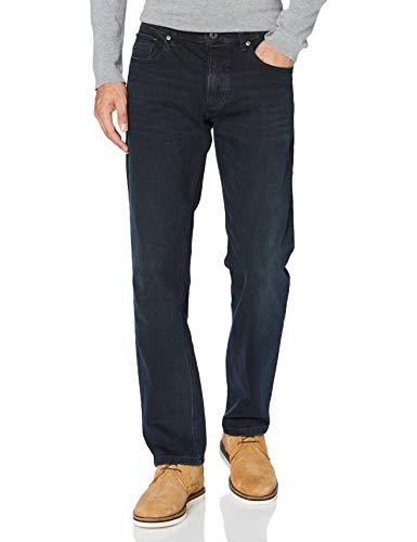 camel active Herren 4886959+9943 Jeans, Indigo Dark Blue Use, 36W / 30L