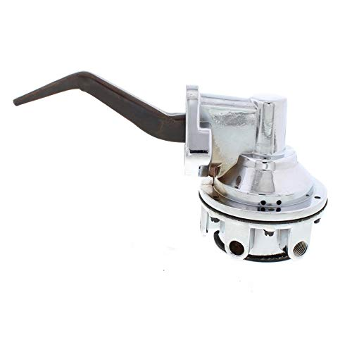Mechanical Fuel Pump, Fits Ford Small Block V8, 80 GPH