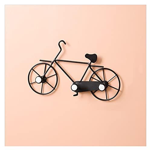 Sfrutta appieno lo spazio della parete della tua casa.Rendi la tua casa meno ingombrante e più efficiente.Puoi facilmente raggiungere qualsiasi oggetto senza disturbare altri oggetti. Le linee metalliche delineano la forma della bicicletta,che è pien...