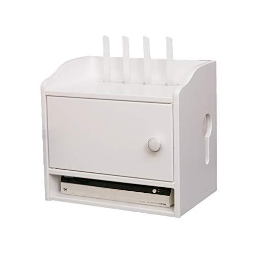 TV kast TV muur unit ondersteuning TV muur montage decoratieve plank grenen opslag doos digitale converter doos