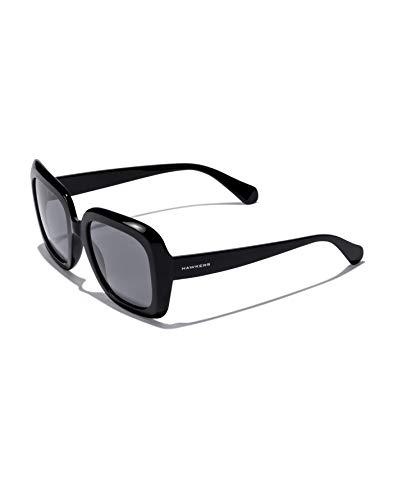HAWKERS - Gafas de sol para mujer BUTERFLY , Negro