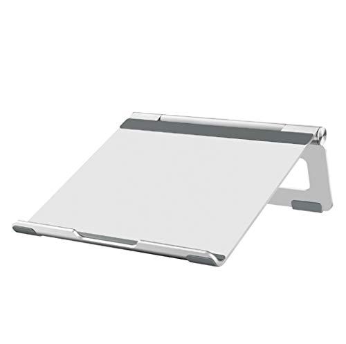 DNZ-YJ Aluminium Computer Monitor Hoogte Verhoog Frame Opvouwbare Display Stand Voor 11-15.6 Inch Laptop