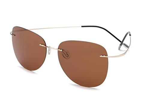 Gafas de Sol Gafas De Sol Polarizadas De Titanio Polaroid Su