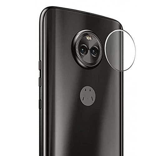 Vaxson 2 Unidades Protector de Lente de Cámara, compatible con Motorola Moto X4 X 2017 [No Vidrio Templado/Funda Case ] TPU Película Protectora