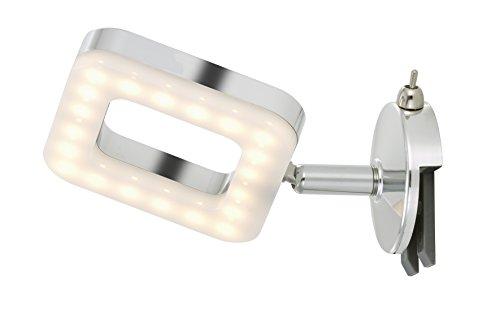 Briloner Leuchten LED Spiegelleuchte, 4.5 W, schwenkbar