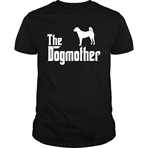 The Dogmother Anatolian Shepherd Dog Tshirt - Unisex Tee Black