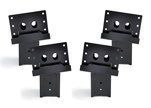 Tooltrex Outdoor 4x4 Compound Angle Platform Brackets
