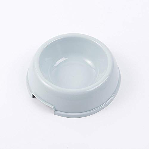 hmmsw 4 Color Quality Dog Bowl Plastic Travel Cat Dog...