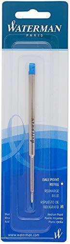 Waterman Refill Penna a sfera Medio - Colore: Blu