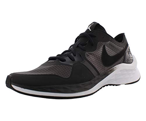 Nike Men's Jordan Air Zoom 85 Runner CI0055 001 (8) Black/Black-White