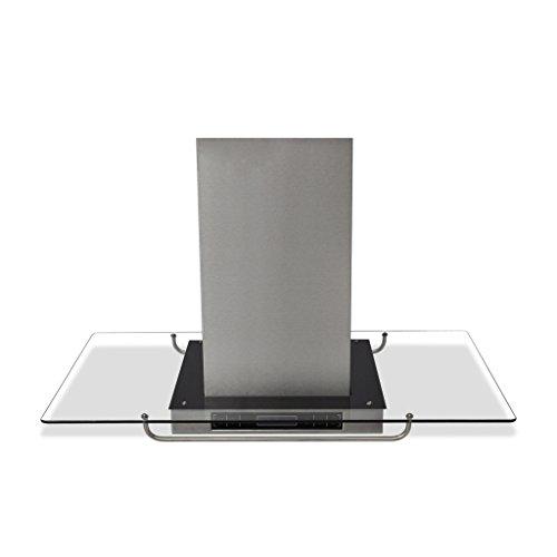 Afzuigkap voor kookeiland met LCD-scherm