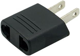 Sungpunet Flat Europe/Asia to USA Plug Adapter