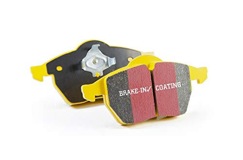EBC Brakes DP41671R Yellowstuff Street and Track Brake Pad