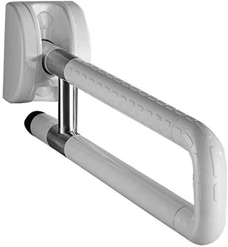 Empuñadura de mango de baño Barra de sujeción antideslizante barras de sujeción Soporte de seguridad ferroviaria Handle-barras de sujeción de pared carril de la ayuda de ancianos discapacitados Pasama
