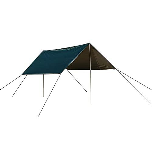 Toldos al Aire Libre Toldos   Playa Familiar Camping sombrilla   Tienda Impermeable Multifuncional portátil   Anti UV - Ligero   para mochileros Picnic Senderismo Viajar 300 300 200 cm