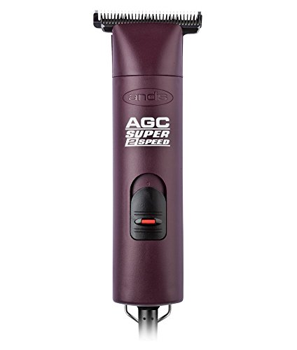 Andis AGC Super 2-Speed with T-84 Detachable Blade Clipper Professional Equine...