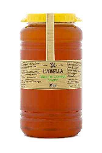 L'abella Mel – Miel de azahar – Miel natural recolectada en España (3kg)