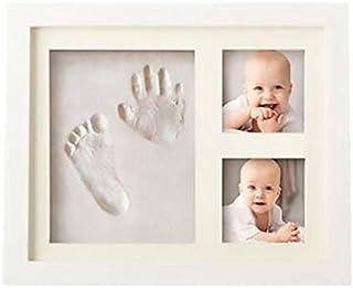 Handprint and Footprint Plaster kit Set Photo Frame