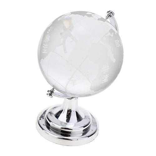 dailymall Bola de Cristal Decorativa artesanía, Tejidos, Regalos – Pequeño
