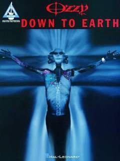 DOWN TO EARTH - arrangiert für Gitarre - mit Tabulator [Noten / Sheetmusic] Komponist: OSBOURNE OZZY - GIT TAB