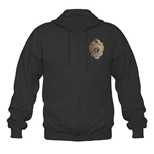 pro-Camicia Alaska State Troopers huvtröja