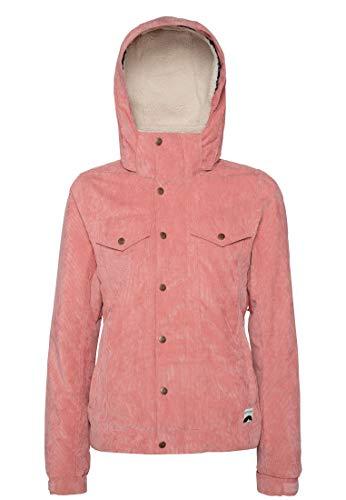 Protest Cutie Damen-Skijacke S Pink (Think Pink)