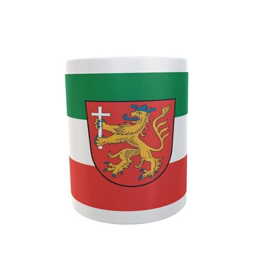 U24 Tasse Kaffeebecher Mug Cup Flagge Barnstorf