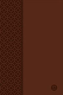 The Passion Translation New Testament Large Print Brown: With Psalms, Proverbs, and Song of Songs