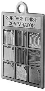 Surface Finish Comparator-Plastic