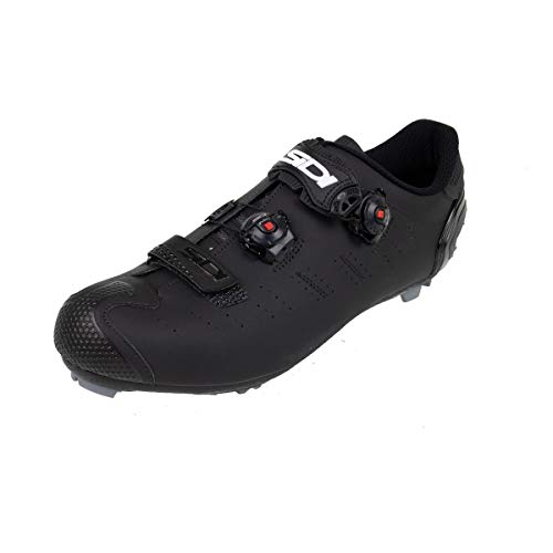 Sidi MTB Dragon 5 SRS Mega Schuhe Herren matt Black Schuhgröße EU 44,5 2020 Rad-Schuhe Radsport-Schuhe