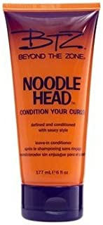 Beyond the Zone Noodle Head Leave-in Conditioner & Curl Mousse SET with a FREE Mini Net Bath Sponge!