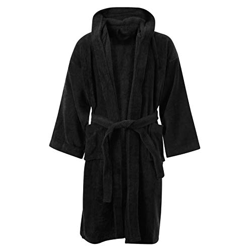 Marchio Iris /& Lilly Long Plush Dressing Gown Donna