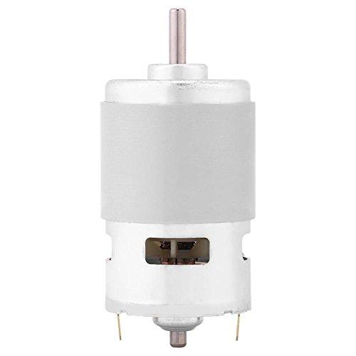Yosoo 12V 0.32A 150W 13000-15000RPM 775 dc モーター モーター モーター ギア 大トルクモーター 小型マイクロモーター 高速 ハイパワーモーター 電動工具
