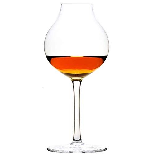 SOAR Botellero Vidrio de Whisky de Blender Professional para Bartender Vino Taster Crystal Brandy Licor Whiskey Cup Cup