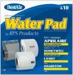 Rps Products A10 Furnace Humidifier Water Pad - Quantity 6 Furnace Humidifier, Water Panels