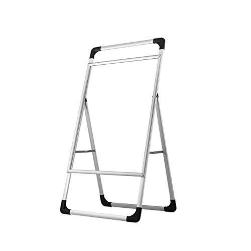 FxsD Tragbare Plakatständer, Aluminium Billboard, A-Typ Werbeständer, Faltdisplays Ständer, Werbeplakatständer, Aluminiumlegierung bewegliche Poster (Size : 60X80cm)