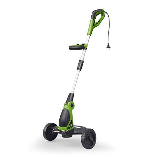 WMQ 350W-800W Zweirad-Rasenmäher Haushaltsrasenmäher Kleiner elektrischer Unkrautmäher