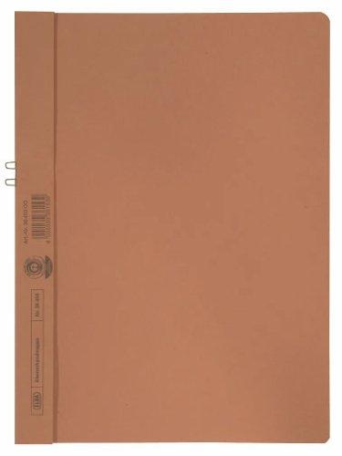 Klemmhandmappe f. A4 o. Deckel og