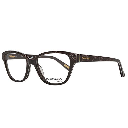 Guess GM0280 51050 Guess By Marciano Brille Gm0280 050 51 Cateye Brillengestelle 51, Schwarz