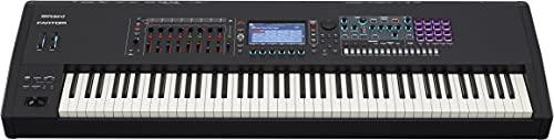 Roland FANTOM-8 Music Workstation 88-key Semi-weighted Synthesizer Keyboard