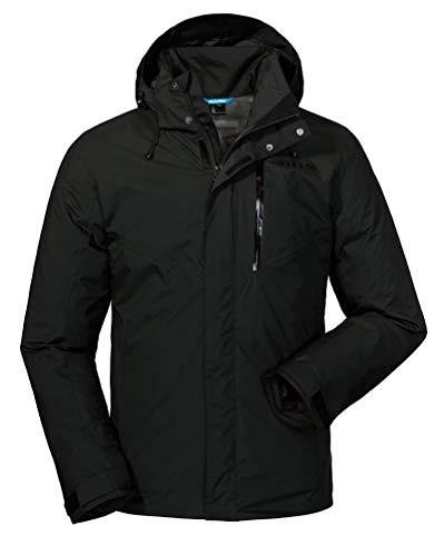 Schöffel Herren ZipIn Adamont 1 Jacke, Black, 48