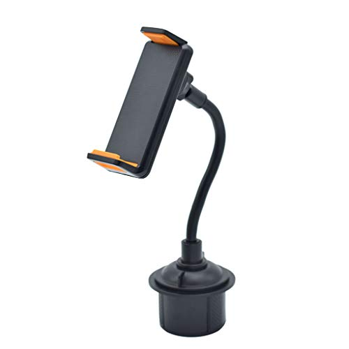 Buwei Universal 360˚ Rotation Car Cup Mount Holder Soporte para teléfono móvil Tablet PC
