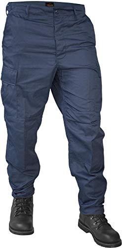normani US Ranger Hose/Freizeithose/BDU Farbe Navy Größe L