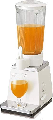 パナソニック ミキサー 大容量(10杯分)ガラス製カップ使用 ホワイト MX-153G-W