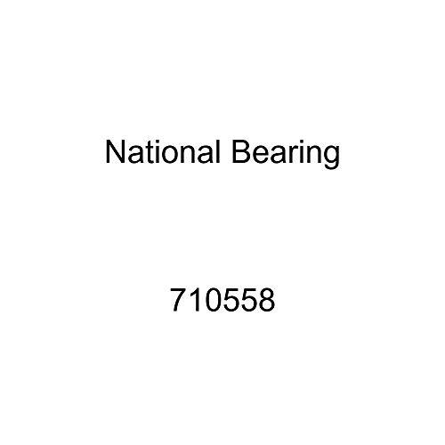 National Bearing 710558 Pinion Seal