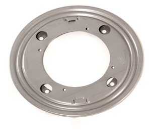 750 lbs Capacity 9 Lazy Susan Bearing 5/16 Thick Turntable Bearings VXB Brand