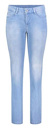 MAC Damen Jeans Hose Dream 0355l540190 D491, Größe:W40/L32, Farbe:D491