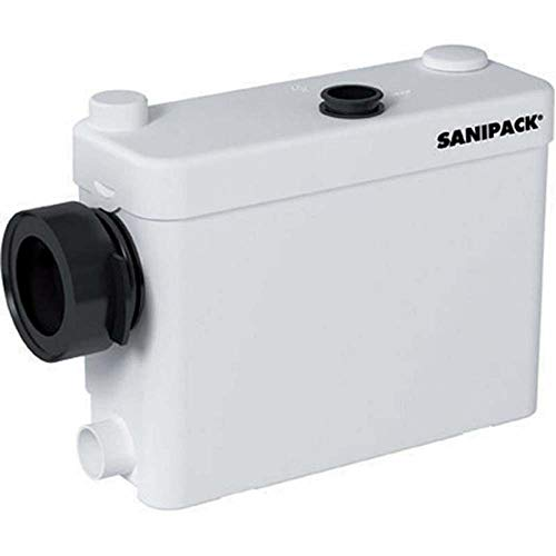 SANITRIT–Caja trituratrice sanipack–4entradas