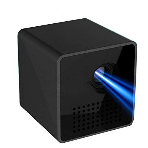 Kanqingqing Beamer 30 lumen micro videoprojector draadloze zak-miniprojector voor PPT business Presentatie thuisbioscoop
