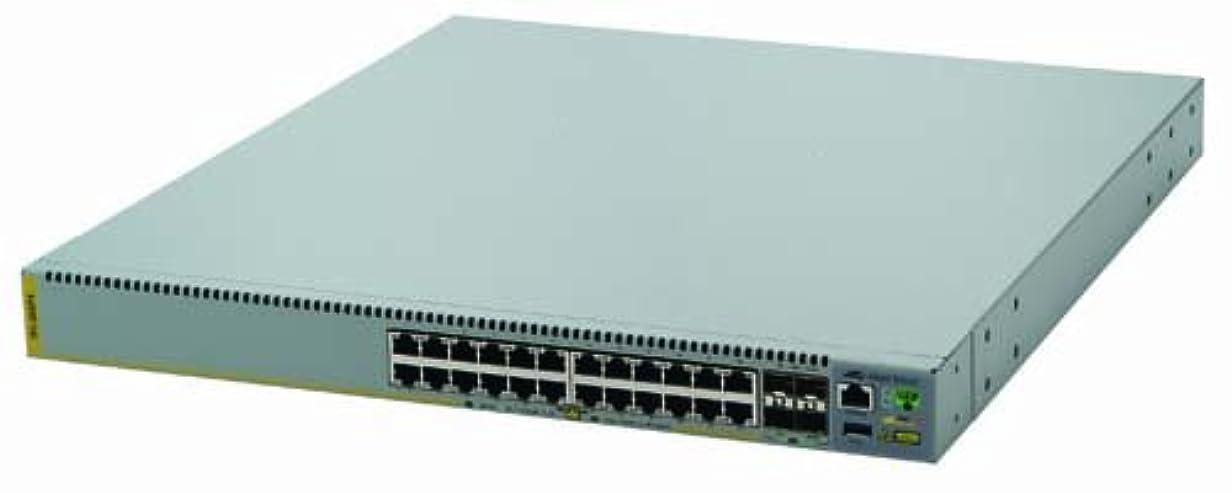 デッキそれに応じて十二アライドテレシス AT-IX5-28GPX PoEスイッチ 1292R